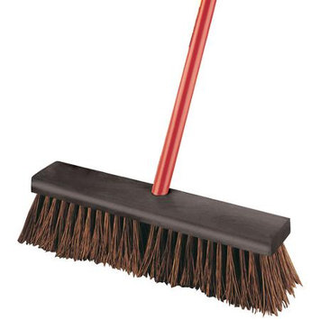 Quickie 541 18 In. Pushbroom
