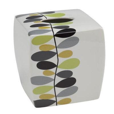 Creative Bath Juniper Tissue Box Cover