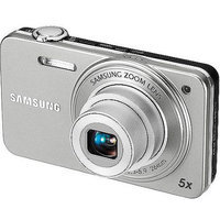 Samsung ST90 14 Megapixel Digital Still Camera with 5x Optical Zoom, 2.7 LCD Touchscreen, Digital Image Stabilization, 720p HD Video Recording, Silver