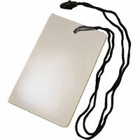 Ultimate Survival Technologies Find ME Mirror With Lanyard