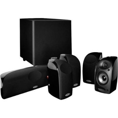 Polk Audio TL1600 Blackstone Home Theater Audio Speaker System