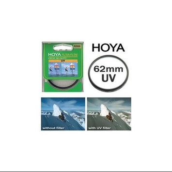 Hoya G62UV Filter - Ultraviolet Filter - 62mm Attachment
