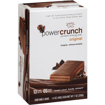 Bio-nutritional Power Crunch Protein Energy Bar - Original - Triple Chocolate