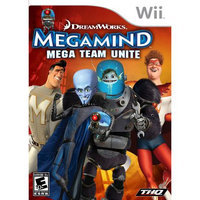 THQ Megamind: Mega Team Unite (Nintendo Wii)