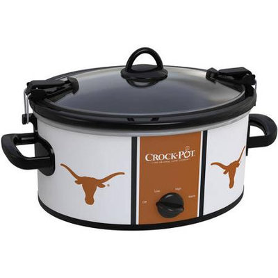University Of Texas NCAA Crock-Pot® Cook & Carry 6-Qt. Slow Cooker