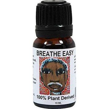 Earth Solutions Breathe Easy Affirmation Essential Oil Blend-10 ml-Breathe Easy-Oil
