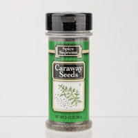 Spice Supreme 2036 3.5 Oz. Caraway Seeds Case Of 12