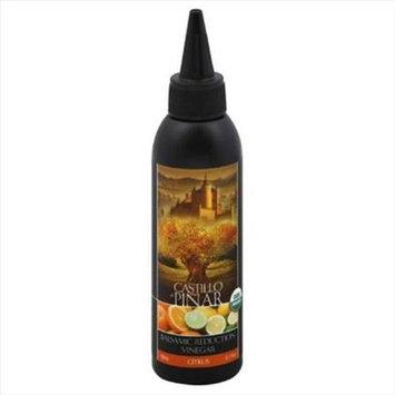 Castillo De Pinar Vinegar Balsamic Reduction Citrus 150Ml Pack Of 6