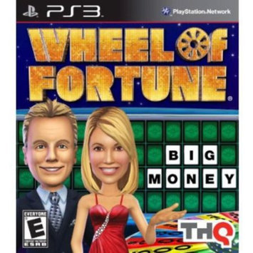 Thq Software THQ 99459 Wheel of Fortune PS3