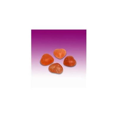 Evolution Salt EHS Himalayan Salt Heart Massage/Cleansing Stone
