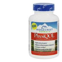 Ridgecrest Herbals - PhysiQOL Natural Pain Relief - 60 Vegan Caps