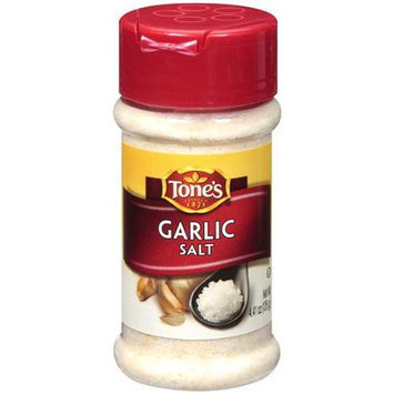 Tone's Mini's Garlic Salt, 1.55 Ounce (Pack of 6)