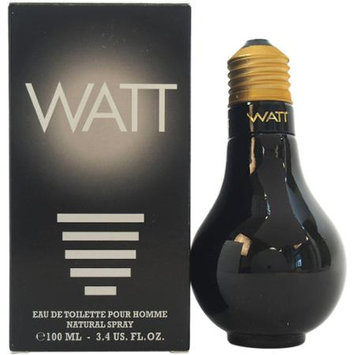 Cofinluxe Watt Black Men's 3.4-ounce Eau de Toilette Spray