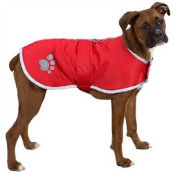 Zack and Zoey UM4920 10 83 Clsc NorEaster Jacket XS Red