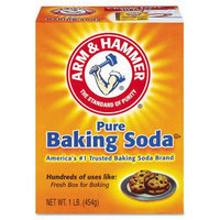 Arm & Hammer Baking Soda, 16oz Box, 24/Carton