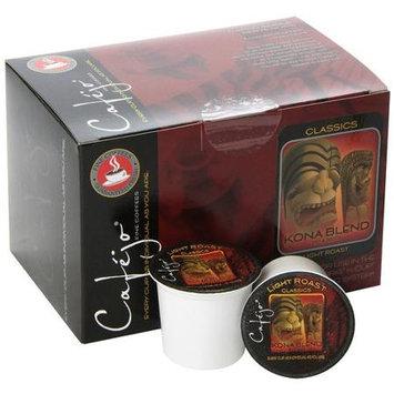 Cafejo Kona Blend K-Cups (24 Cups -$0.64 per cup)