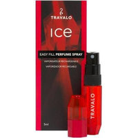 Reaction Retail ALC005 Travalo ICE Refillable Perfumes Atomizer Spray Red