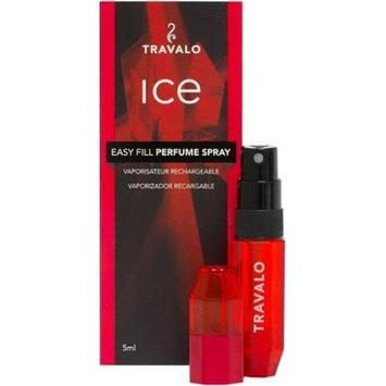 Reaction Retail ALC005 Travalo ICE Refillable Perfumes Atomizer Spray Red