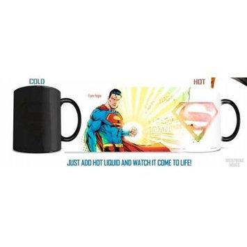 Morphing Mugs DC Comics Justice League Superman Morphing Mug