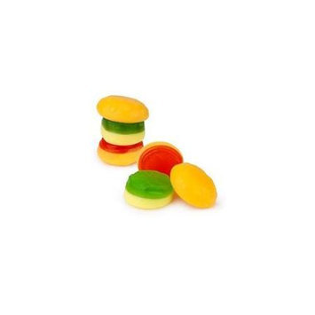 Fun Express BB018013 Burger Gummy Candy - 40 Count