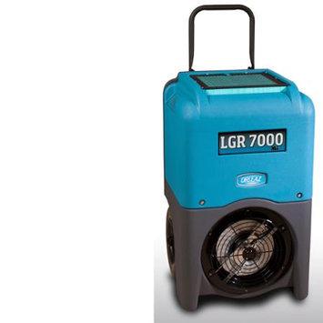 Dri-Eaz F412DH LGR 7000XLi 29-Gallon Compact Portable Refrigerant Dehumidifier