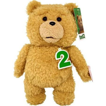 Commonwealth Ted 2 Ted 24-Inch Talking Plush Teddy Bear