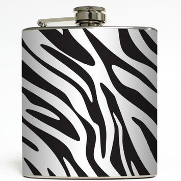 Wild Thing - Liquid Courage Flasks - 6 oz. Stainless Steel Flask