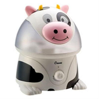 Crane EE-4140 Cow Ultrasonic Cool Mist Humidifier