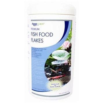 Aquascape 119 g./4.2 oz Premium Flake Fish Food