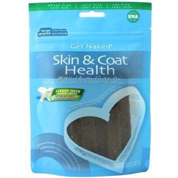 Natural Polymer International Corp Get Naked Skin & Coat Health Dental Chew Sticks Large 6.6oz