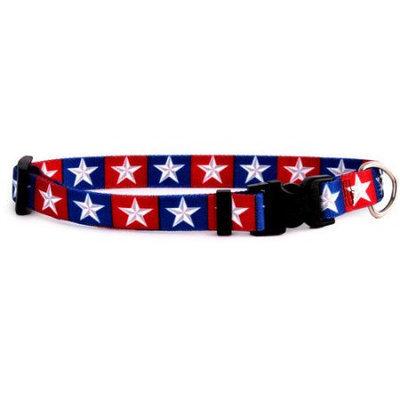 Yellow Dog Design COL100TC Colonial Stars Standard Collar - Teacup