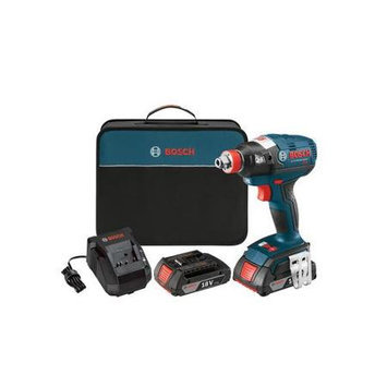 BOSCH IDH182-02 Cordless Impact Driver, Battery Included