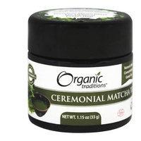 Organic Traditions - Ceremonial Matcha Tea - 1.15 oz.