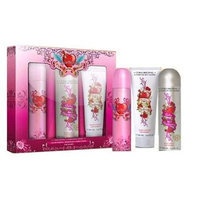 Cuba Heartbreaker by Cuba, 3 piece gift set for women