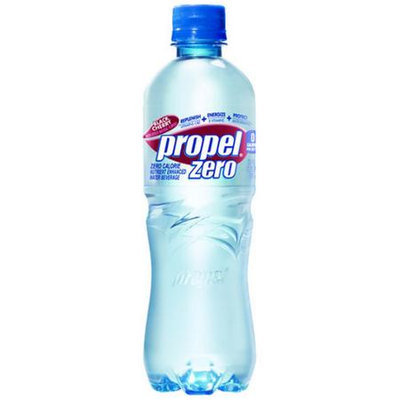 Propel Fit Water Black Cherry