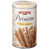 Creme Filled Pirouette French Vanilla Rolled Wafers