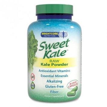 Brightcore Nutrition Sweet Kale Juice Powder 60 Vegan Capsules