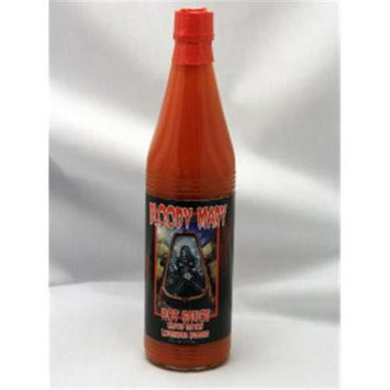 Bobbie Weiner Ent BMHS-4 Bloody Mary Hot Sauce Louisiana Supreme Issue - No 4