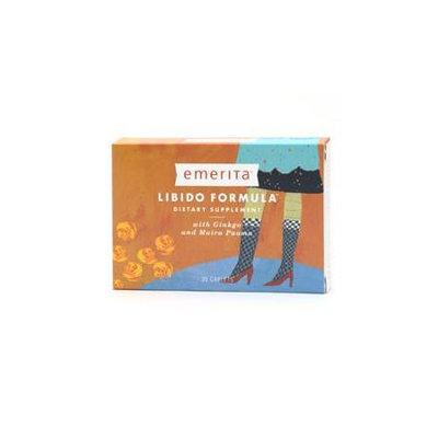 Emerita Libido Formula 30 Vegetarian Capsules