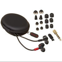 Pioneer DJE-2000 Professional In-Ear DJ Headphones (Black)