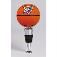Oklahoma City Thunder Helmet Bottle Stopper