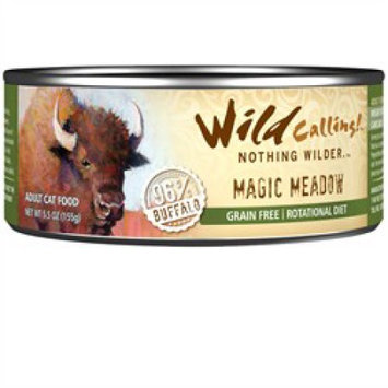 Best Friend Products Corp Wild Calling Magic Meadow Buffalo Can Cat Food