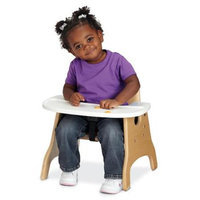 THRIFTYKYDZ 6812TK THRIFTYKYDZ HIGH CHAIRRIES - VALUE TRAY - 9 in. SEAT HEIGHT
