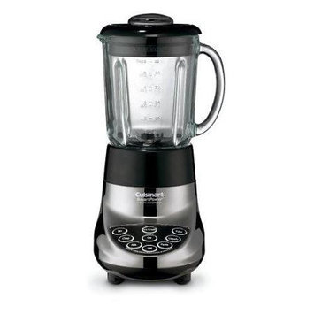 Conair Cuisinart SPB-7BCHFR 7-Speed Black Chrome Blender (Refurbished)