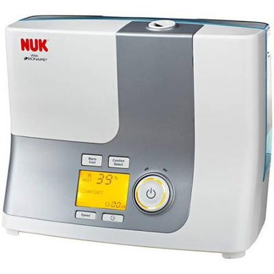 NUK Powered by Bionaire Ultrasonic Warm and Cool Mist Humidifier
