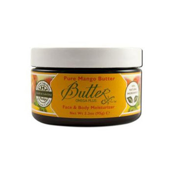 Aroma Naturals Body Butter Pure Mango 3.3 oz