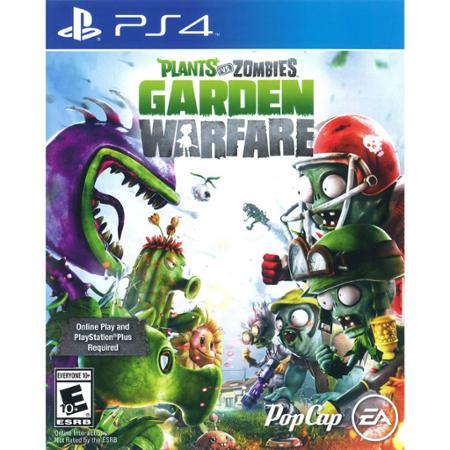 Plants vs Zombies Garden Warfare PS4 by PS4