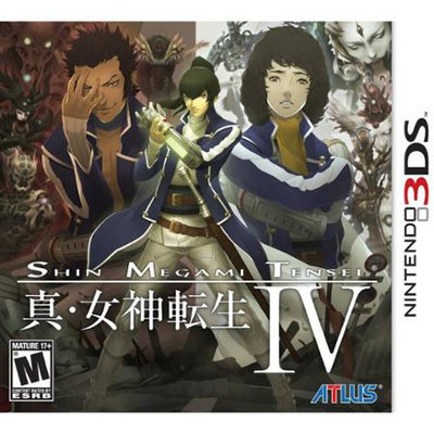 Atlus Shin Megami Tensei IV - Role Playing Game - Nintendo 3DS