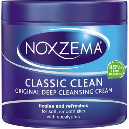 How To Use Noxzema >> Noxzema Original Deep Cleansing Cream