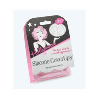 Hollywood Fashion Tape, Inc. Hollywood CoverUps Silicone Nipple Concealers 1 Reusable Pair